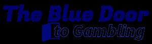 The Blue Door to Gambling blue logo